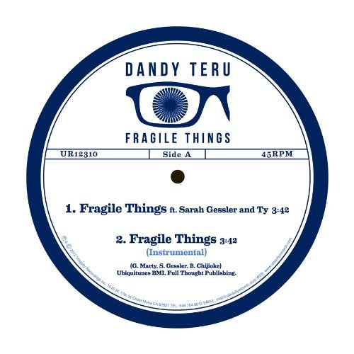 Dandy Teru Fragile Things Incl. Digital Download
