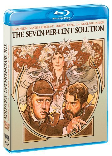 Seven Per Cent Solution Arkin Alan Pg Incl. DVD
