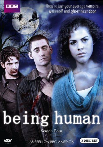 Being Human Being Human Season 4 Ws Nr 3 DVD