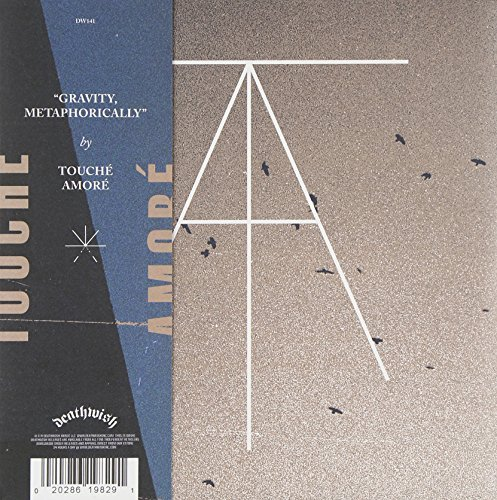 Touche Amore Pianos Become The Split 7 Inch Single