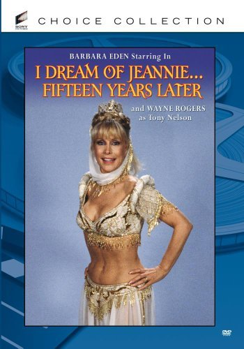 I Dream Of Jeannie 15 Years Later Eden Daily Rogers DVD Mod This Item Is Made On Demand Could Take 2 3 Weeks For Delivery