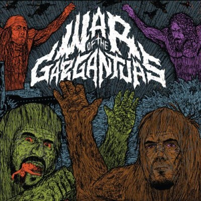 Philip H. Warbeast Anselmo War Of The Gargantuas