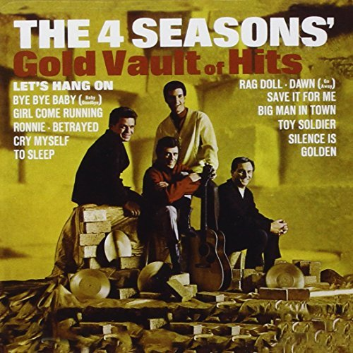 Frankie & The Four Seaso Valli Gold Vault Of Hits