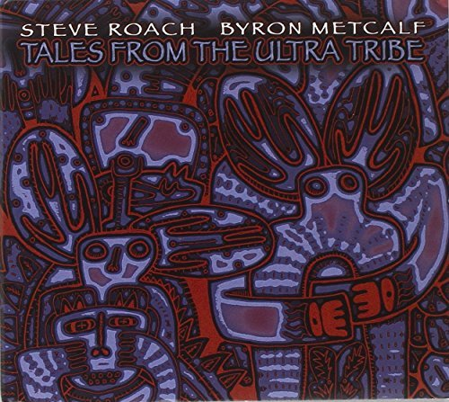 Steve & Byron Metcalf Roach Tales From The Ultra Tribe