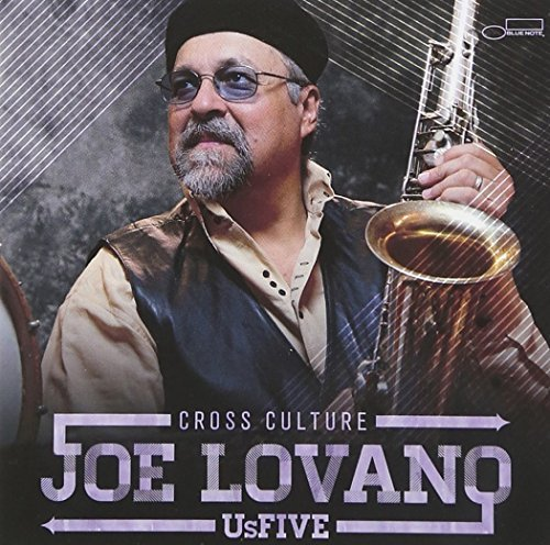 Joe Lovano Cross Culture