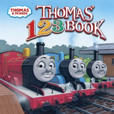 Britt Allcroft Thomas' 123 Book (thomas & Friends)