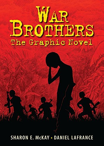 Sharon Mckay War Brothers The Graphic Novel