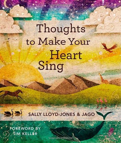 Sally Lloyd Jones Thoughts To Make Your Heart Sing