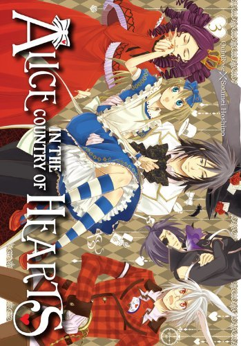 Quinrose Alice In The Country Of Hearts Volume 3