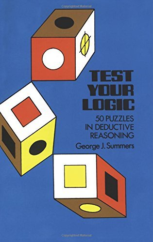 George J. Summers Test Your Logic