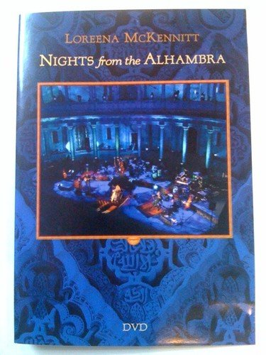 Loreena Mckennitt Nights From The Alhambra Incl. 2 CD