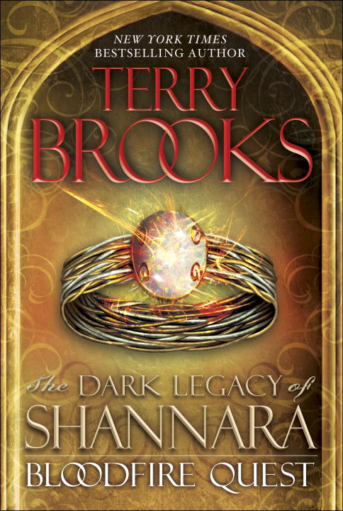 Terry Brooks Bloodfire Quest