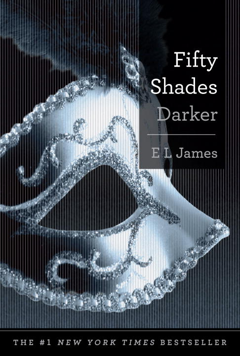 E. L. James Fifty Shades Darker Book Two Of The Fifty Shades Trilogy