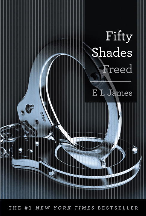E. L. James Fifty Shades Freed