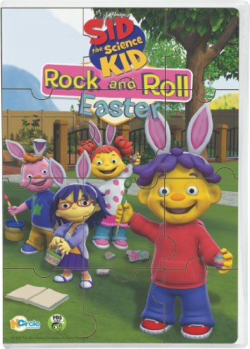 Rock & Roll Easter Sid The Science Kid Nr