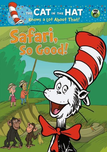Safari So Good Cat In The Hat Knows A Lot Ab Nr