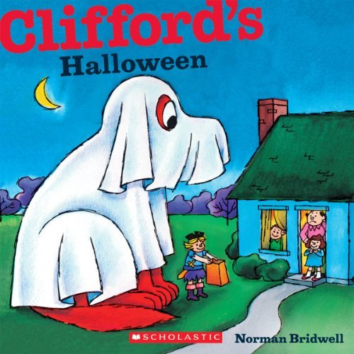 Norman Bridwell Clifford's Halloween