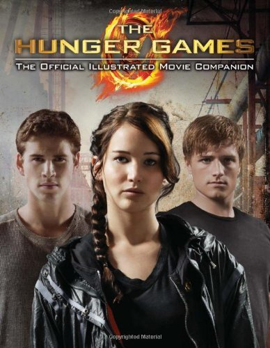 Inc. Scholastic The Hunger Games Official Illustrated Movie Companion