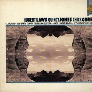 Laws Jones Corea Blanchard New Earth Sonata Telemann Suite In A
