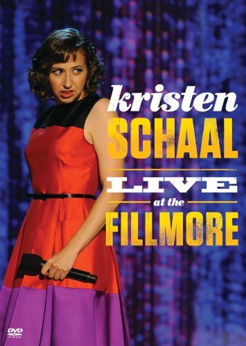 Kristen Schaal Live At The Fillmore Ws Nr