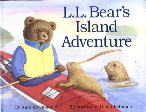 Kate Rowinski L.L. Bear's Island Adventure