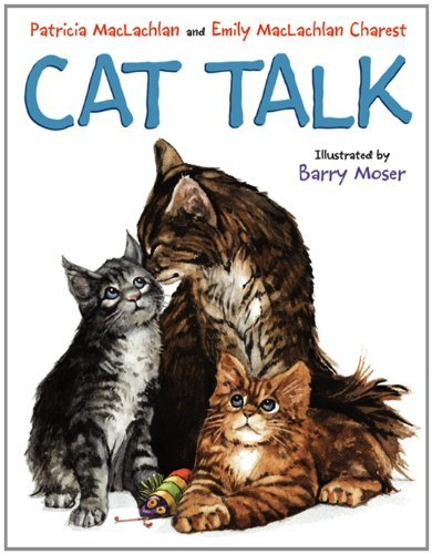 Patricia Maclachlan Cat Talk