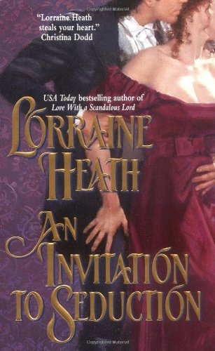 Lorraine Heath An Invitation To Seduction