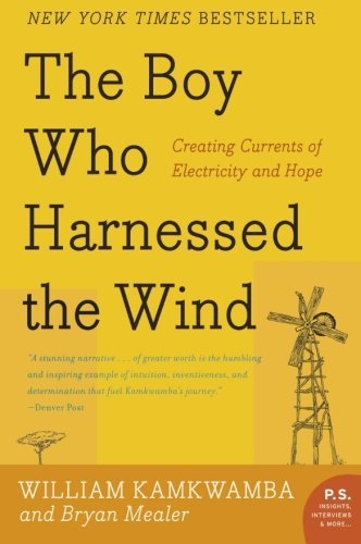 William Kamkwamba The Boy Who Harnessed The Wind Creating Currents Of Electricity And Hope
