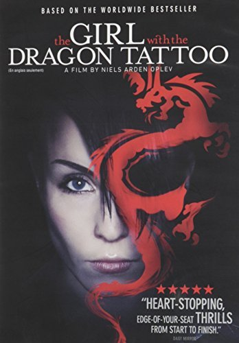 Girl With The Dragon Tattoo (2009) Nyqvist Rapace Endre