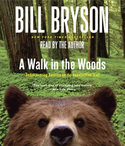 Bill Bryson A Walk In The Woods Abridged