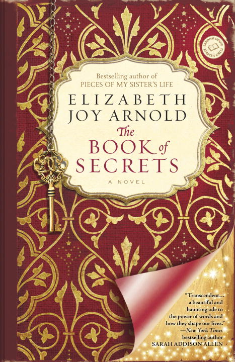 Elizabeth Arnold The Book Of Secrets