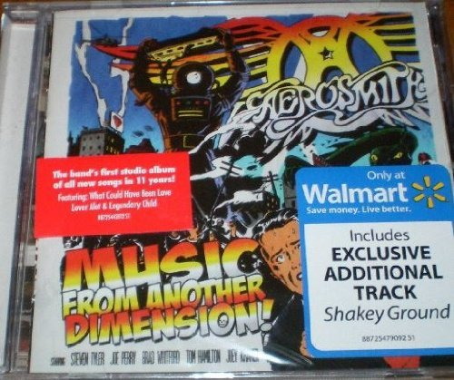 Aerosmith Music From Another Dimension! Limited Edition