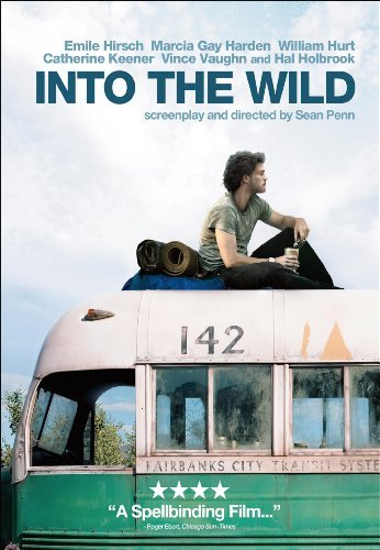 Into The Wild Hirsch Harden Hurt Keener DVD R Ws