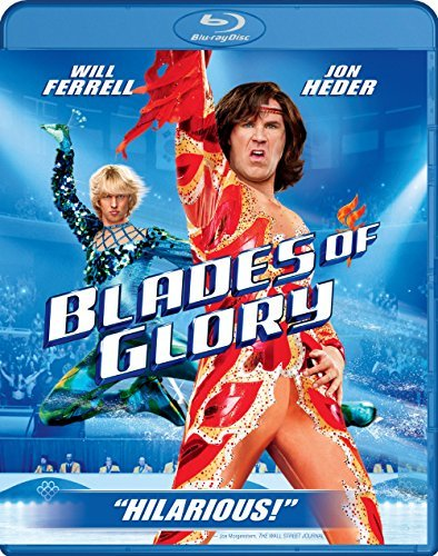 Blades Of Glory Ferrell Heder Blu Ray Ws Pg13