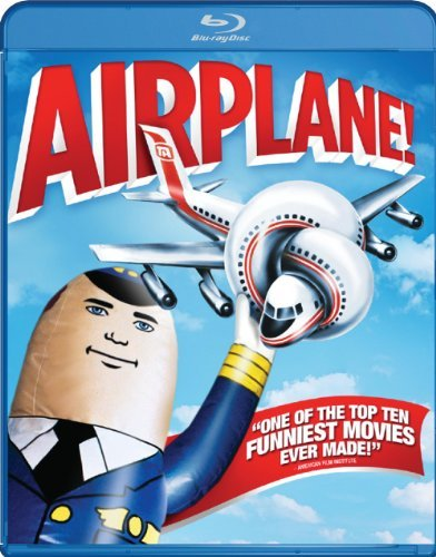 Airplane! Hays Hagerty Nielsen Blu Ray Ws Pg