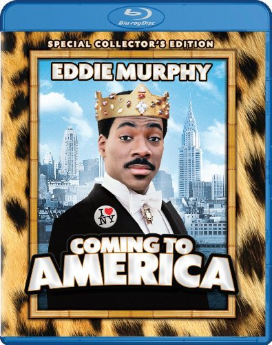 Coming To America Murphy Hall Jones Blu Ray Ws R
