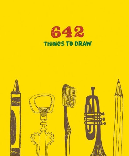 Chronicle Books 642 Things To Draw