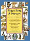 Beatrice Schenk De Regniers Sing A Song Of Popcorn Every Child's Book Of Poems