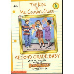 Ann M. Martin Second Grade Baby Kids In Ms. Colman's Class Book 4
