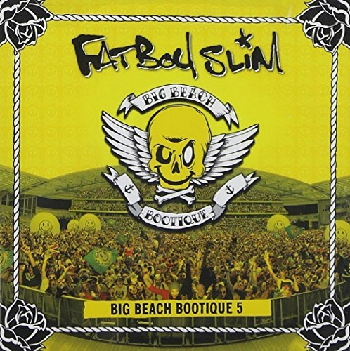 Fatboy Slim Big Beach Bootique 5