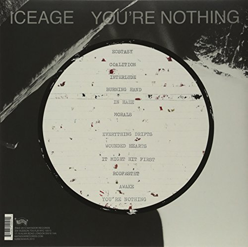 Iceage Youre Nothing