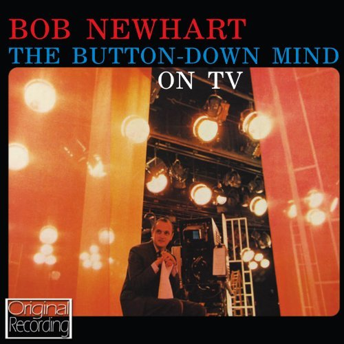 Bob Newhart Button Down Mind On Tv Import Gbr