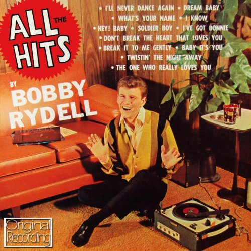 Bobby Rydell All Hits By Bobby Rydell Import Gbr