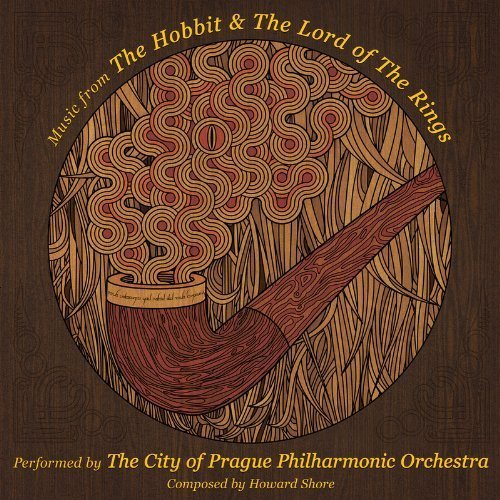 City Of Prague Philharmonic Or Music From The Hobbit & The Lo