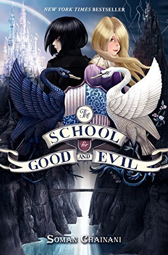 Soman Chainani The School For Good And Evil