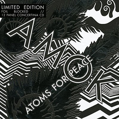 Atoms For Peace Amok Limited Deluxe Edition