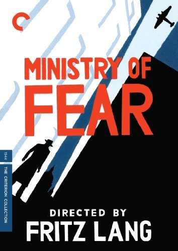 Ministry Of Fear Ministry Of Fear Nr Criterion