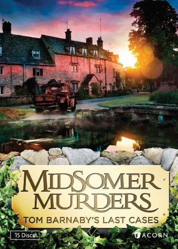Midsomer Murders Tom Barnaby's Last Cases Nr 15 DVD