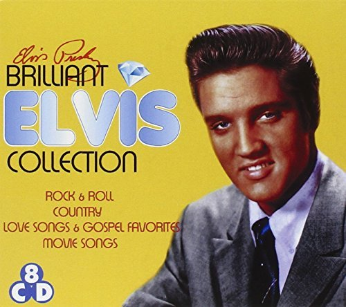 Elvis Presley Brilliant Elvis The Collectio 8 CD