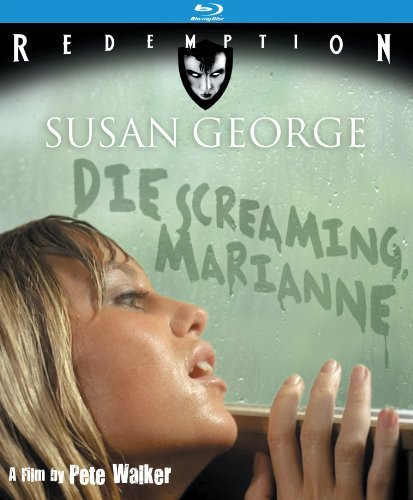 Die Screaming Marianne George Susan Blu Ray Remastered Ed. R